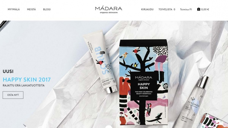 Madaracosmetics